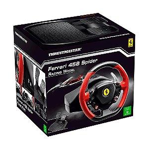 Volante Thrustmaster Ferrari 458 Spider Racing Wheel - Xbox One