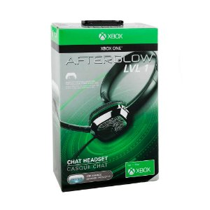 Chat Headset PDP Afterglow LVL 1 - Xbox One