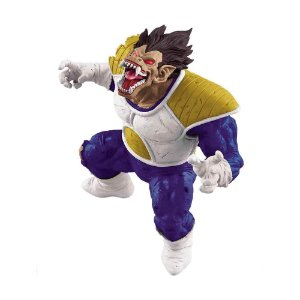 Action Figure Super Ohzaru Vegeta A (Creator X Creator) Dragon Ball Z - Banpresto