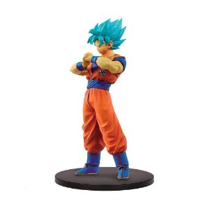 Action Figure Super Saiyan God Son Goku (DXF The Super Warriors Vol. 4) Dragon Ball Super - Banpresto
