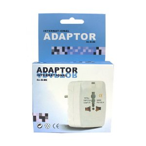 Adaptador Internacional All-in-One