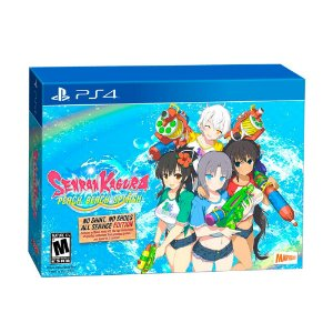 Jogo Senran Kagura: Peach Beach Splash (No Shirt, No Shoes, All Service Edition) - PS4