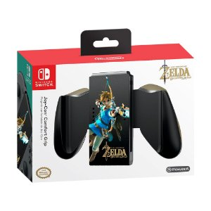 Joy-Con Confort Grip PowerA (The Legend of Zelda: Breath of the Wild) - Switch