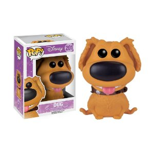 Boneco Dug 201 Disney Up - Funko Pop
