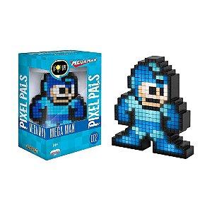 Luminária Pixel Pals Mega Man 002 Mega Man - PDP