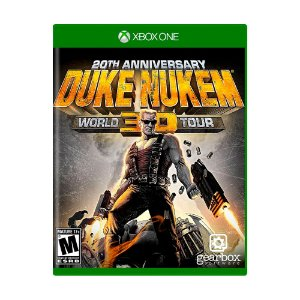 Jogo Duke Nukem 3D: 20th Anniversary World Tour - Xbox One
