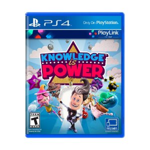 Jogo Knowledge is Power - PS4