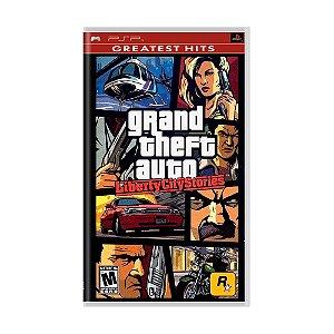 Jogo Grand Theft Auto: Liberty City Stories (GTA) - PSP