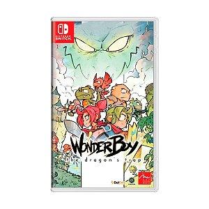 Jogo Wonder Boy: The Dragon's Trap - Switch