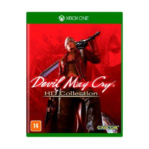 Jogo Devil May Cry HD Collection - Xbox One