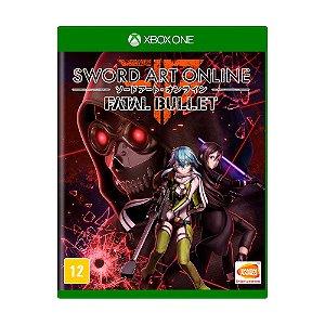 Jogo Sword Art Online: Fatal Bullet - Xbox One