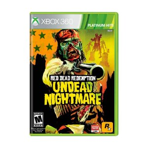 Jogo Red Dead Redemption: Undead Nightmare - Xbox 360