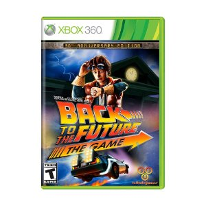 Jogo Back to the Future: The Game (30th Anniversary Edition) - Xbox 360