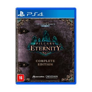 Jogo Pillars of Eternity (Complete Edition) - PS4