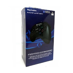 Controle Hori Fighting Commander com fio - PS3, PS4 e PC