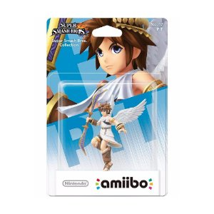 Nintendo Amiibo: Pit - Super Smash Bros. Collection - Wii U e New Nintendo 3DS