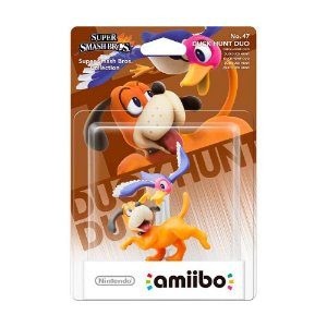 Nintendo Amiibo: Duck Hunt Duo - Super Smash Bros. Collection - Wii U e New Nintendo 3DS