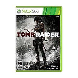 Jogo Tomb Raider - Xbox 360
