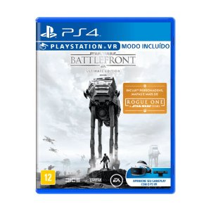Jogo Star Wars Battlefront (Ultimate Edition) - PS4