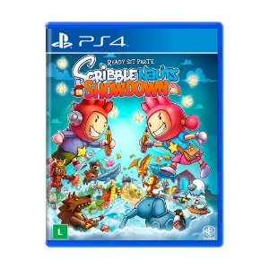 Jogo Scribblenauts Showdown - PS4