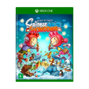 Jogo Scribblenauts Showdown - Xbox One