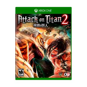 Jogo Attack on Titan 2 - Xbox One