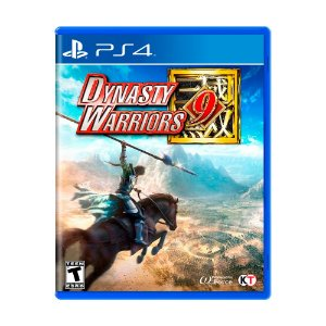 Jogo Dynasty Warriors 9 - PS4