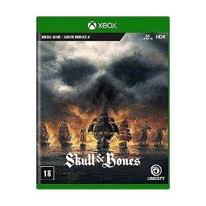Jogo Skull & Bones - Xbox