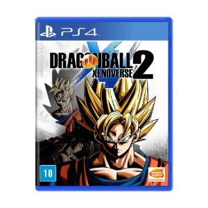 Jogo Dragon Ball: Xenoverse 2 - PS4