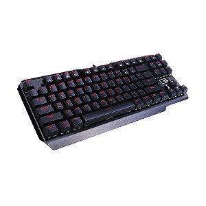 Teclado Mecânico Gamer Usas (K553) Iluminado - Redragon