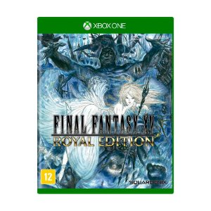 Jogo Final Fantasy XV (Royal Edition) - Xbox One