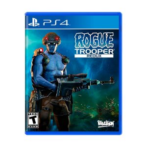 Jogo Rogue Trooper Redux - PS4