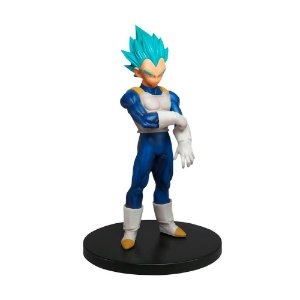 Action Figure Super Saiyan God Super Saiyan Vegeta (DXF The Super Warriors Vol. 5) Dragon Ball Super - Banpresto