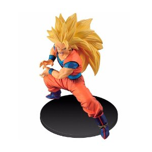 Action Figure Super Saiyan 3 Goku (Son Goku Fes!! Vol. 3) Dragon Ball Super - Banpresto