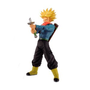 Action Figure Super Saiyajin 2 Trunks (FInal Hope Slash) Dragon Ball Super - Banpresto