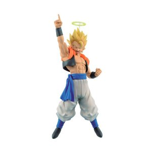 Action Figure Super Saiyan Gogeta (Com: Figuration Gogeta Vol. 1) Dragon Ball Z - Banpresto