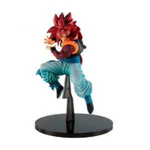 Action Figure Super Saiyan 4 Gogeta (SCultures Big Budoukai 7) Dragon Ball GT - Banpresto