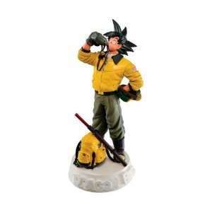 Action Figure Son Goku Navy Color (Figure Colosseum) Dragon Ball - Banpresto