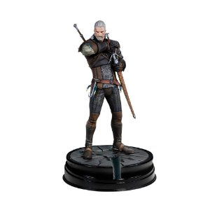 Action Figure Geralt of Rivia (The Witcher 3: Wild Hunt) - Dark Horse Deluxe