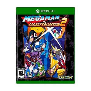 Jogo Mega Man Legacy Collection 2 - Xbox One