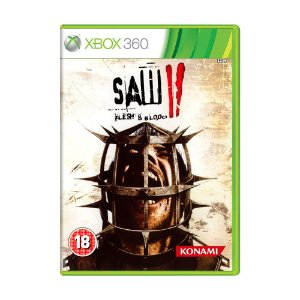Jogo Saw II: Flesh & Blood - Xbox 360