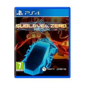 Jogo Sublevel Zero Redux - PS4