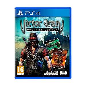 Jogo Victor Vran (Overkill Edition) - PS4