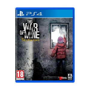 Jogo This War of Mine: The Little Ones - PS4