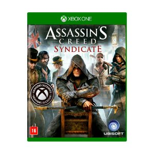 Jogo Assassin's Creed Syndicate - Xbox One