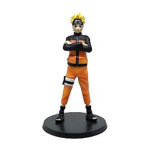 Action Figure Naruto Uzumaki (Standing Character Vol.01) Naruto Shippuden - Chibi Tsume