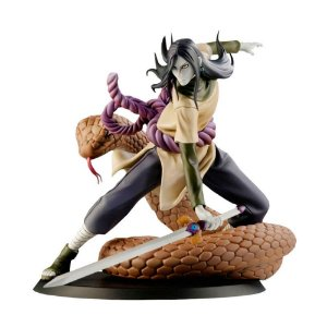 Action Figure Orochimaru (DXtra Vol.09) Naruto Shippuden - Tsume