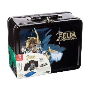 Kit Lancheira Colecionável PowerA (The Legend of Zelda: Breath of the Wild) - Switch