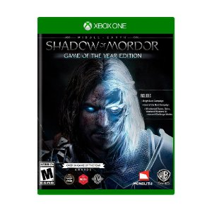 Jogo Middle-Earth: Shadow of Mordor (GOTY) - Xbox One