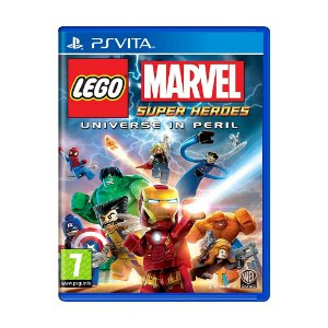 Jogo LEGO Marvel Super Heroes (Universe in Peril) - PS Vita